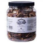 FungusAmongUS USDA Organic Dried Porcini Mushrooms 8 oz Jar
