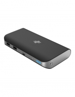 Swiss Mobility - 18000 mAh 2.1amp Power Pack - Black