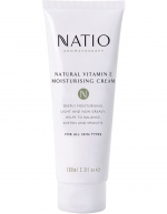 Natio - Natural Vitamin E Moisturising Cream 100mL (Tube)