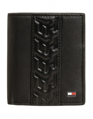 Textured Trifold Wallet