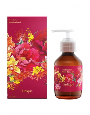 Julique - Rose Body Oil 200ml Deluxe Edition