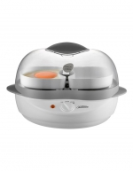 Poach  And Boil Egg Cooker White EC1300