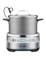 Breville - The One Precision Poacher - Silver BEG800SIL