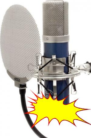 MXL 3000 Mic Bundle