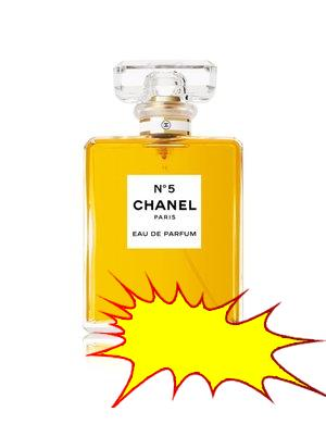 Chanel No 5 Eau De Toilette 3.4 Oz (100ml) Spray Brand New in Box